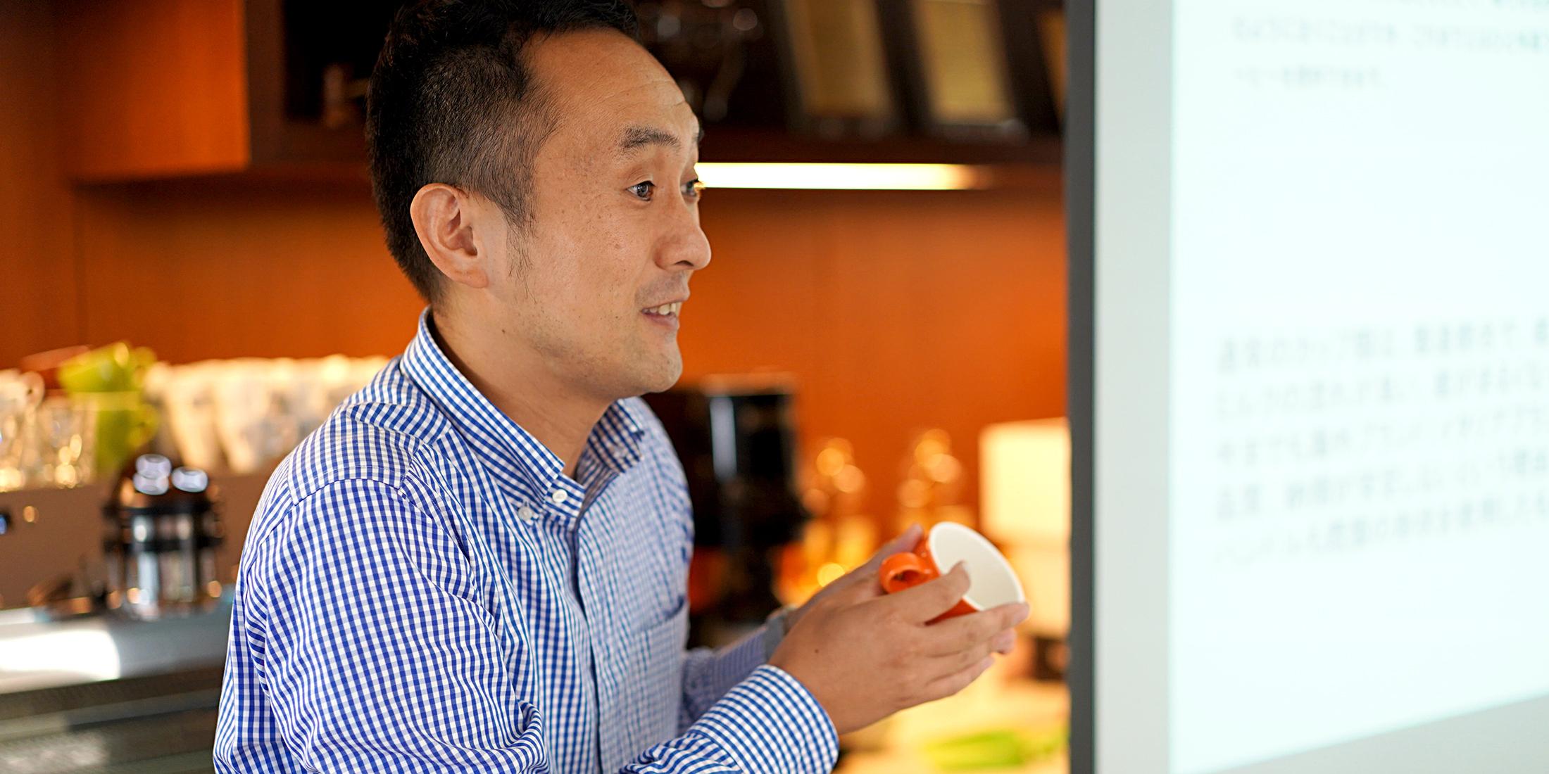 ラッキーコーヒーマシン株式会社様主催 ハンドドリップコラボセミナーに加藤が登壇しました。