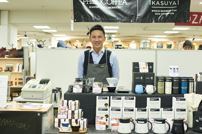 「コーヒーは難しくない」。船橋コーヒータウン化計画の発起人が語る、コーヒーの魅力