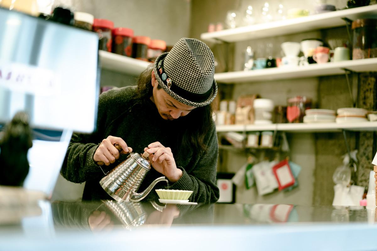 ORIGAMIを探しにいこう。Vol.1 ブランドパートナーが語る「進化していくコーヒー道具」