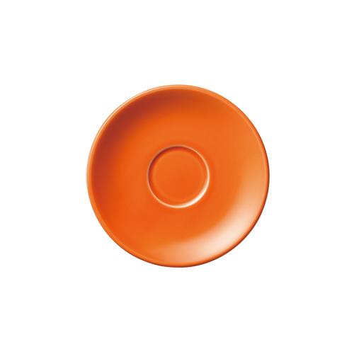 3オンスエスプレッソソーサー オレンジ