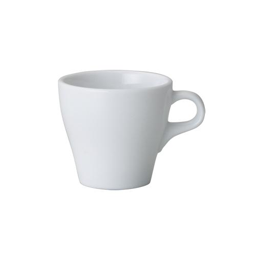 6オンスカプチーノカップ ホワイト