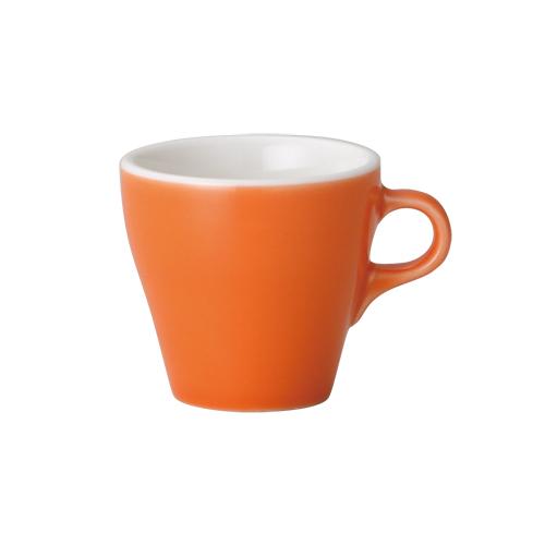 8オンスラテカップ オレンジ