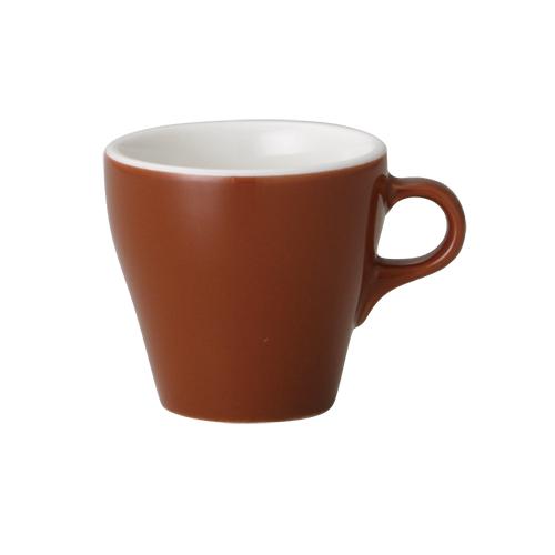 8オンスラテカップ ブラウン