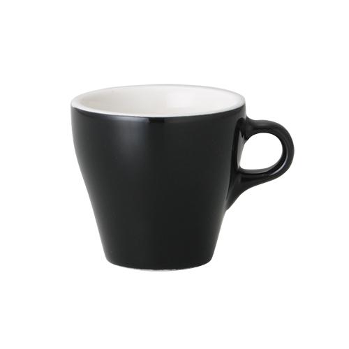 8オンスラテカップ ブラック