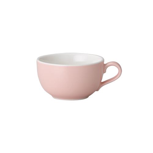 8オンスラテボウル ピンク