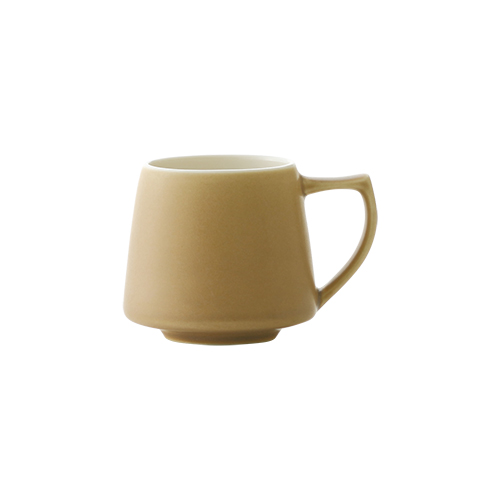 アロマカップ マットベージュ