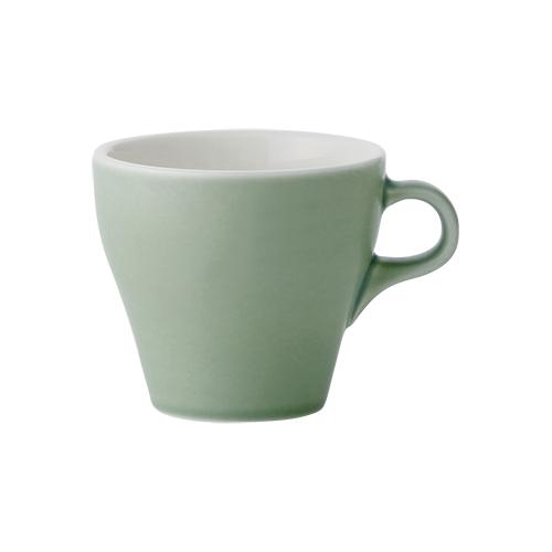 8オンスラテカップ マットグリーン