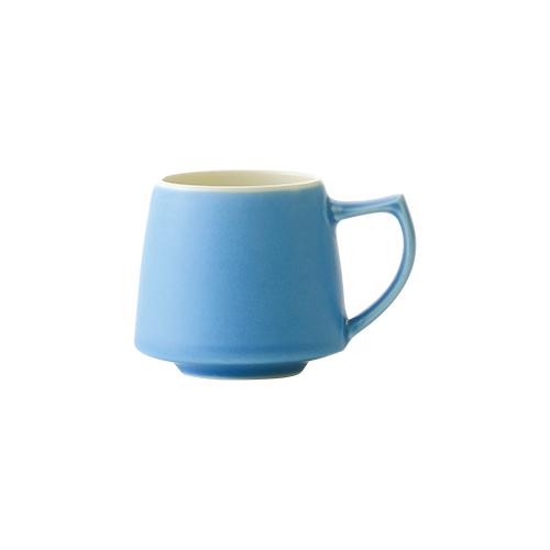 アロマカップ マットブルー