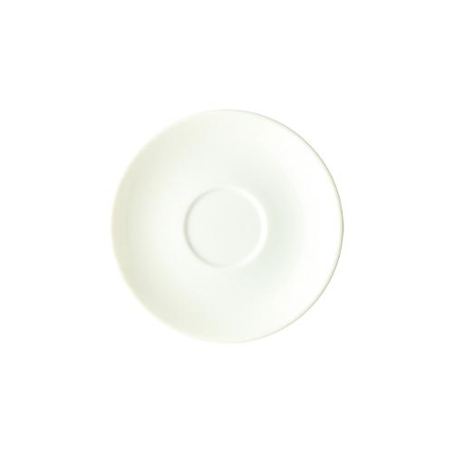 アロマカップ兼用ソーサー ホワイト
