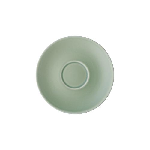 アロマカップ兼用ソーサー マットグリーン